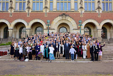 Group Pic at Peace Palace