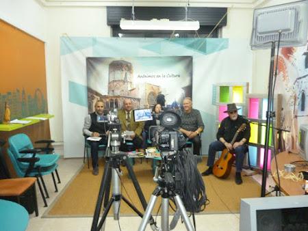 Entrevista en TV RESET al Ateneo Blasco Ibáñez