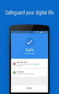 CM Security Lite - Antivirus - náhled
