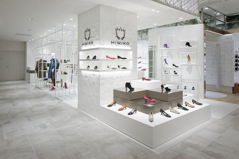 Thiết kế shop thời trang nữ - thiết kế shop giày dép đẹp