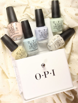 OPI Soft Shades 2016