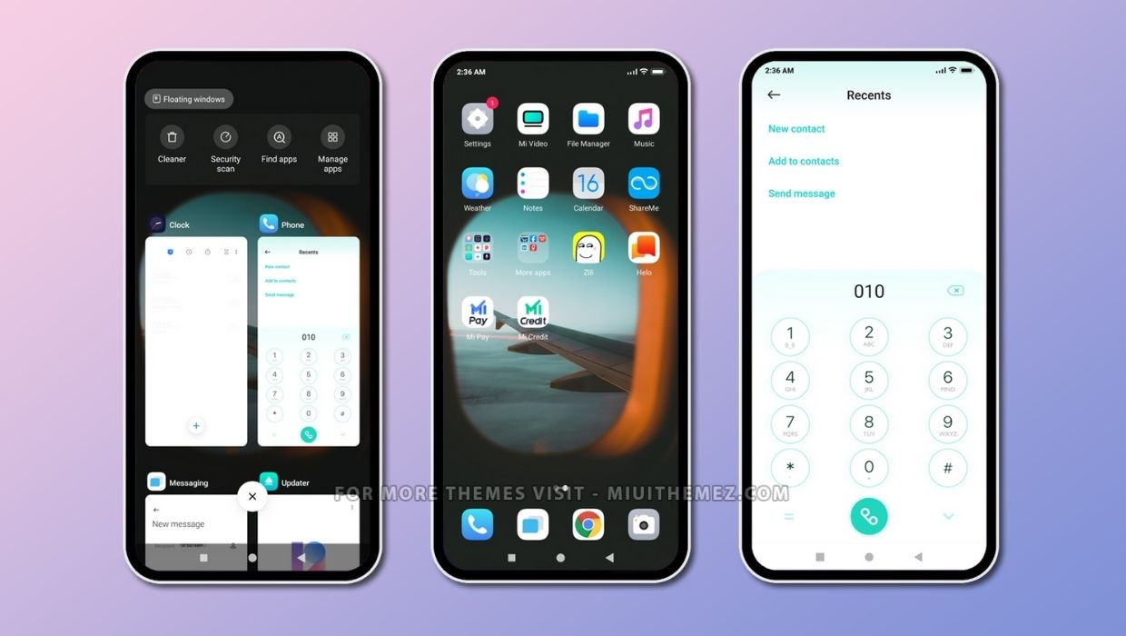Colorful OS Theme for MIUI 12