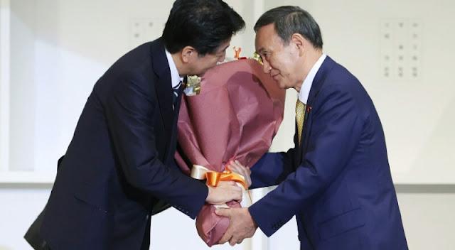 Perdana Menteri Jepang: Yoshihide Suga Berkomitmen Memajukan Kebijakan Abe