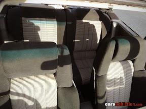 Celica GT Interior