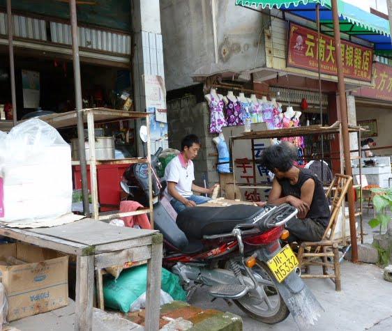 CHINE SICHUAN.KANDING , MO XI, et retour à KANDING fête du PCC - 1sichuan%2B1679.JPG