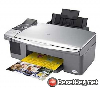 Reset Epson DX6000 printer Waste Ink Pads Counter