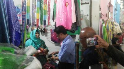 BI Cirebon Gelar Lomba Pasar ,Memotivasi Masyarakat Kembali Belanja Ke Pasar Traditional