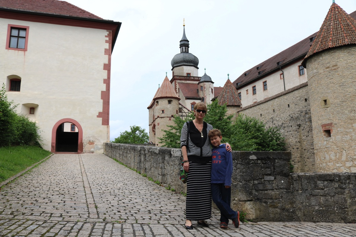 Fortress Marienberg Würzburg