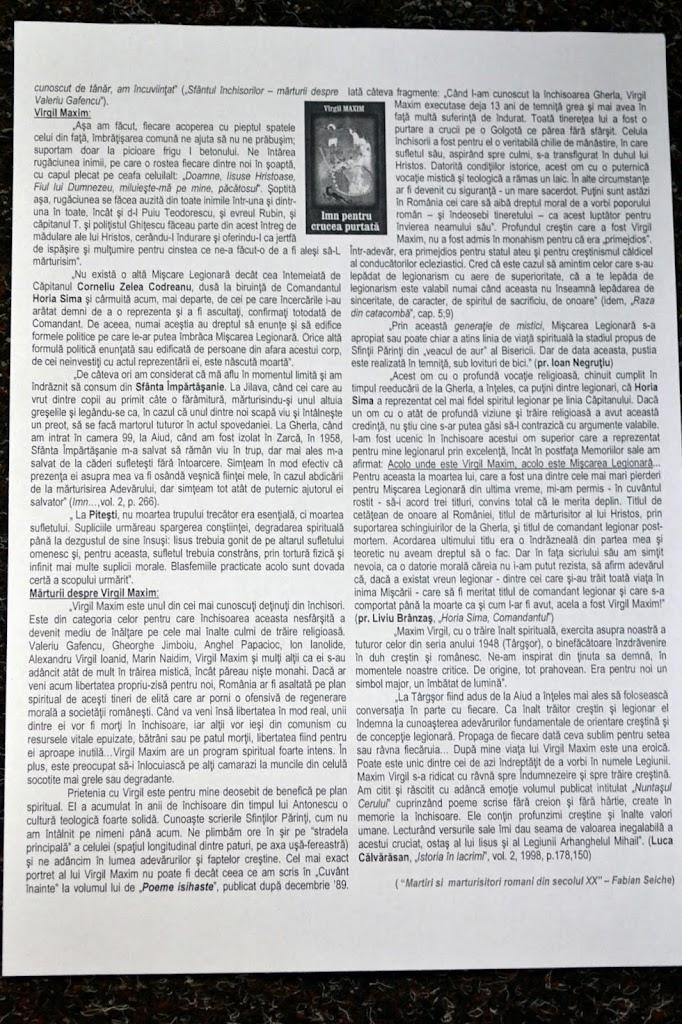 003 Avva Justin Parvu si Sfintii inchisorilor (Teatrul Luceafarul, Iasi, 2014.03.19)