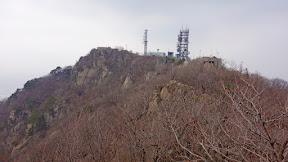 청계산 (의왕:원터마을-양재동:화물터미날) : 2016-03-13
