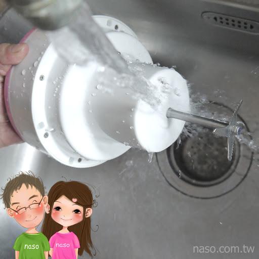 【naso體驗文】尚朋堂全功能養生豆漿機-過濾清洗篇