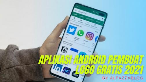 Aplikasi Android Pembuat Logo Gratis 2021