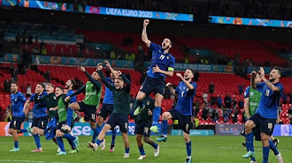 Bravo Italia Juara Euro 2020