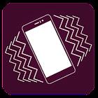 Extreme vibration app icon