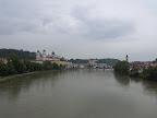 Regnerisch in Passau  Während es in Wien noch trocken und sonnig ist bei mittlerweile 21 Grad, regnet es in Passau bei nur 14 Grad. #Wetter #Passau #Bayern #Wetterwerte