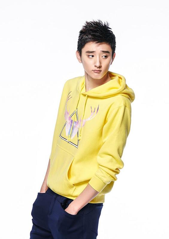 Yu Xiaotong China Actor