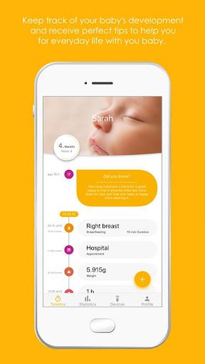 Beurer BabyCare 1.2.0 screenshots 2