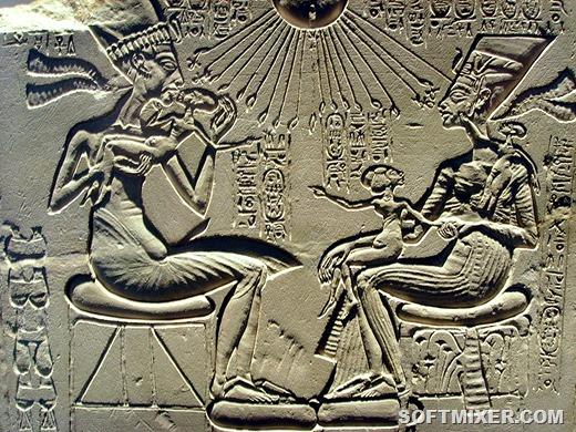 [800px-Akhenaten%2C_Nefertiti_and_their_children%5B7%5D]