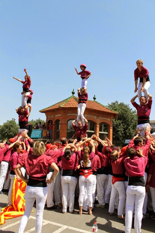 Castells Catalans Want to vote 8-06-14 - IMG_2018.JPG