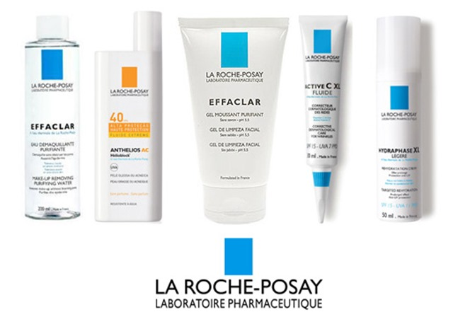 produtos La Roche, várias linhas