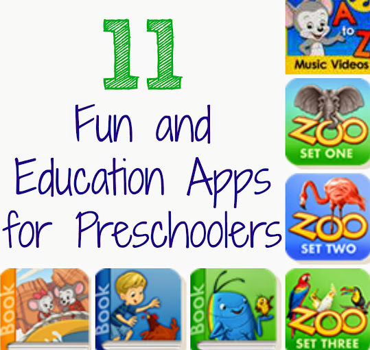 11 Fun and Educational Apps for Kids from ABCMouse.com