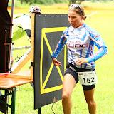 Nonstop Triathlon 2011 |Wechselzone Baunach
