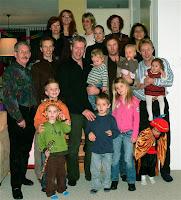 Groeneweg, Sjaak en Hagestein, Sjanie familiefoto 2007.jpg