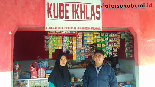 Satu e-Warong Layani Seluruh Penerima BPNT se-Kecamatan Parungkuda Sukabumi