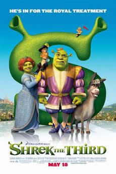Capa Shrek Terceiro Torrent