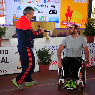 Carrera de Ciudad Real 2015 - Trofeos