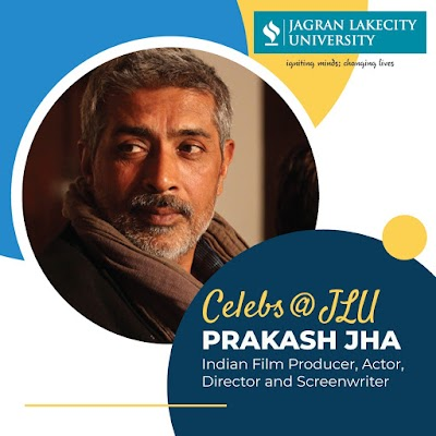 Listen to what Prakash Jha, notable film producer, actor, director and screenwriter has to say about JLU Infrastructure.