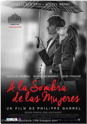 Las mujeres en la sombra Poster