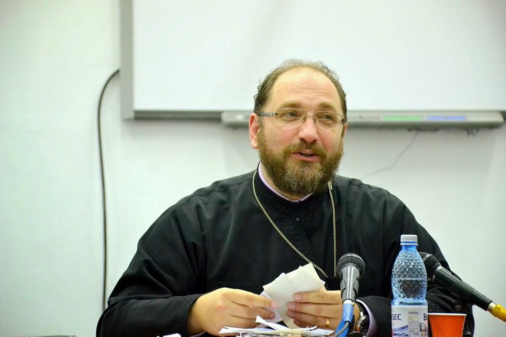 Pr. Constantin Necula despre tineri, FTOUB 233