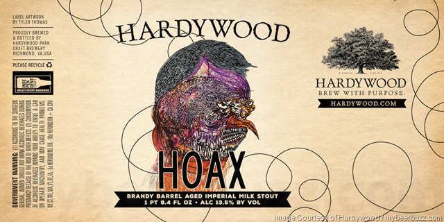 Image result for hardywood hoax