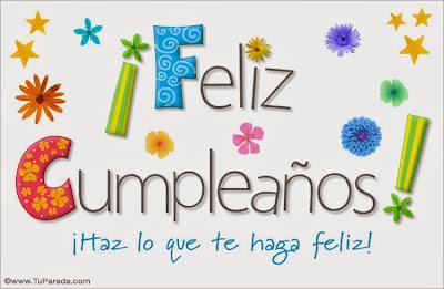 Feliz Cumpleaños Mes De Abril Ie 2089 Micaela Bastidas