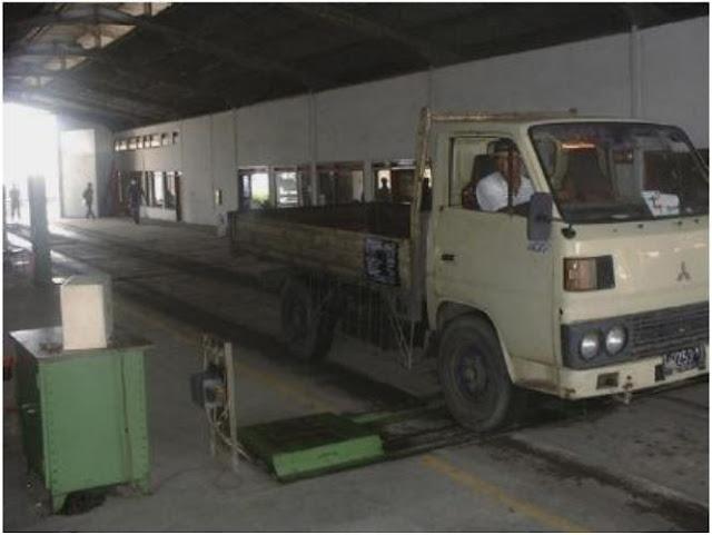 Kiểm tra xe tải nhỏ