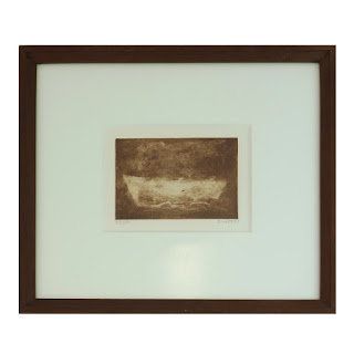 Stephen Francis Duffy Signed Etching