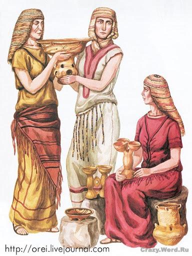Трипольская культура — священная корова 1