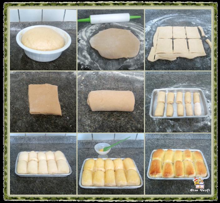 Pão licoroso de laranja 10