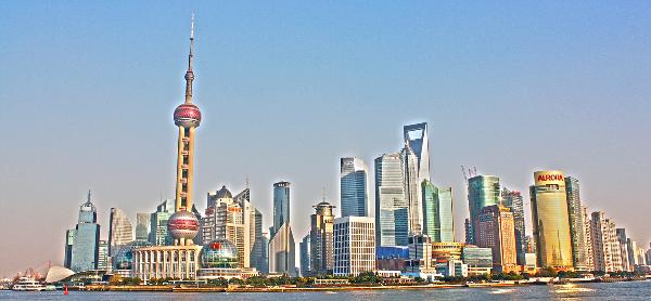 Férias em Xangai