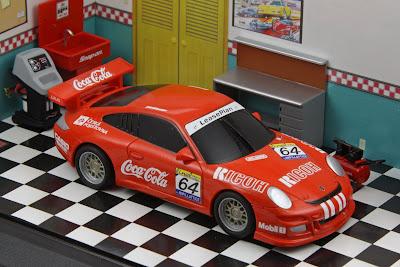 Porsche GT3 Cup Coca Cola Racing 1