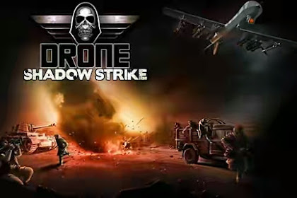 Drone Shadow Strike v1.4.9 Full Apk+Obb  Download