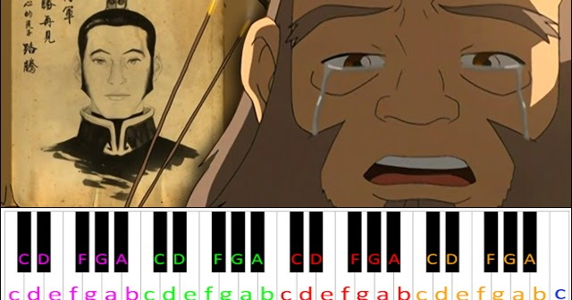 Little Soldier Boy Leaves From The Vine Piano Letter Notes