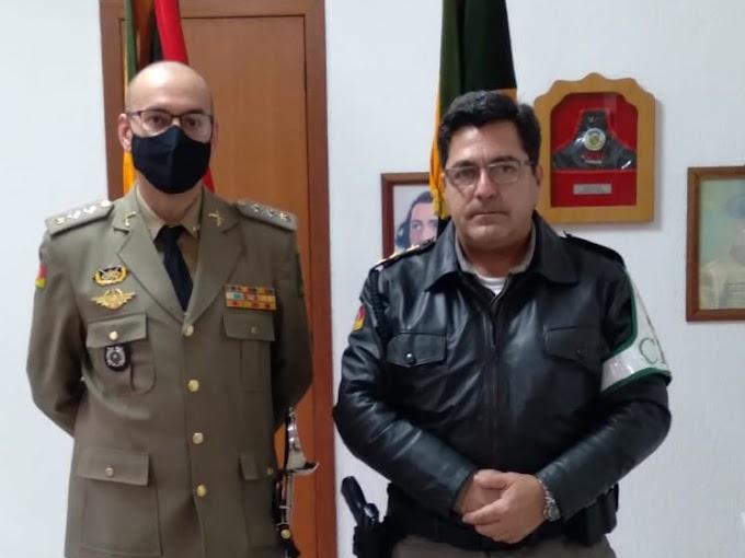 Brigada Militar de Cachoeirinha terá um novo Comandante