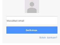 Cara Membuat Email Malalui HP