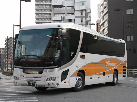 日ノ丸自動車「大山号」 ・417