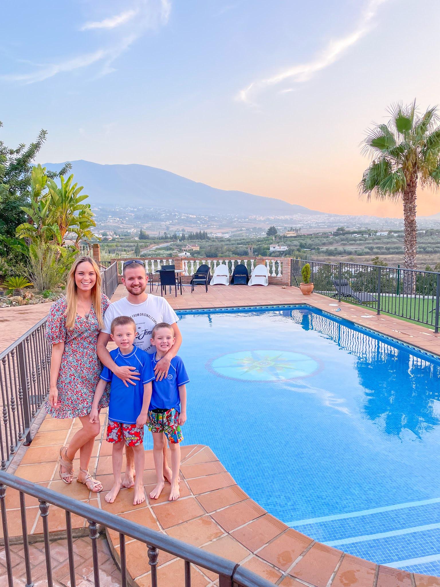 alhaurin el grande villa, spain holiday vegetarian, alhaurin el grande, spanish villa holiday, costa del sol with kids, marbella with kids, mijas pueblo with kids,