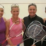2015 State Womens Doubles: Finalists - Hope Crosier & Mary McKee; Champions - Sharon Bradey & Fernanda Rocha Maturi