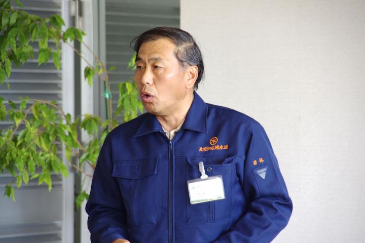 写真:若林祐治 事務局次長