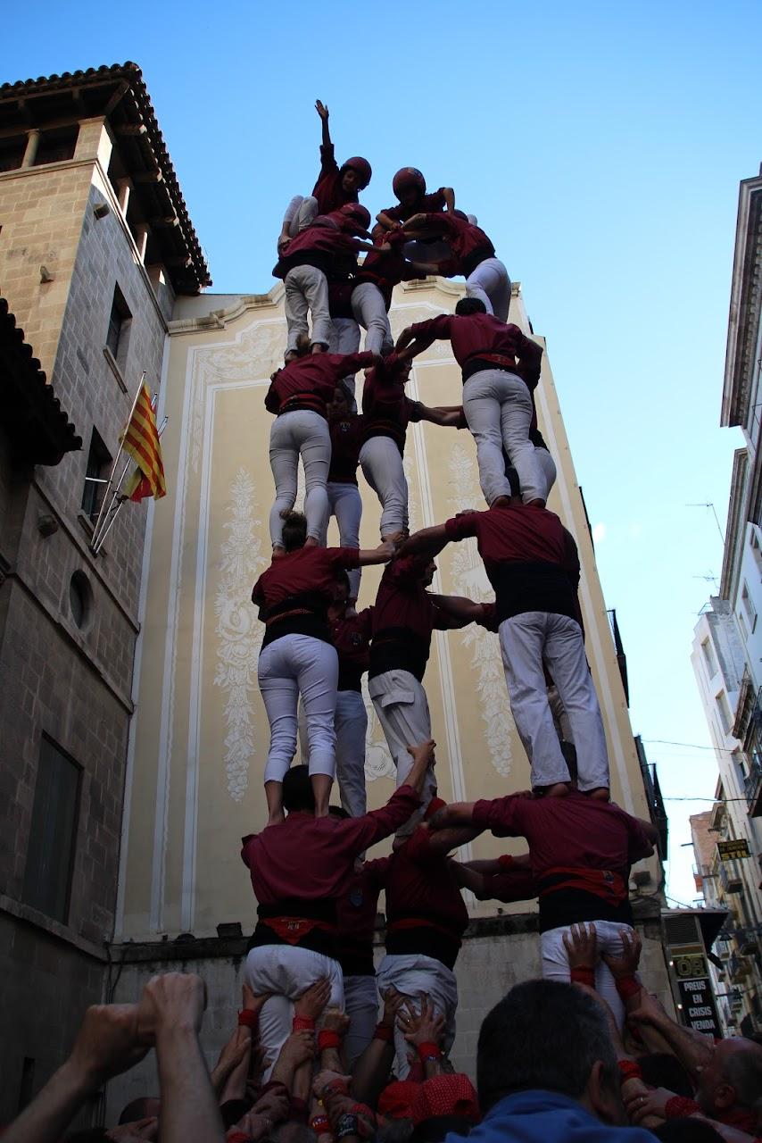 Diada XXIè Aniversari Castellers de Lleida 9-4-2016 - IMG_0108.JPG